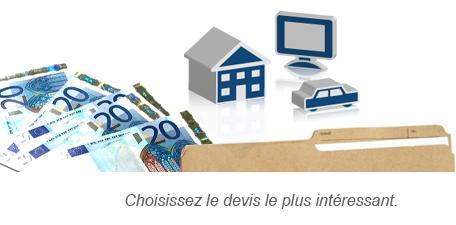 Pretimmobilier-enligne.fr étape 3: Choisissez le devis le plus intéressant